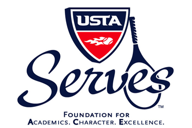 mediawall-USTA Serves
